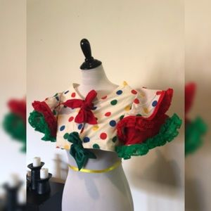 Other - Hand made party top.
